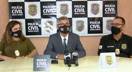 Criminoso teve morte natural, segundo a polícia