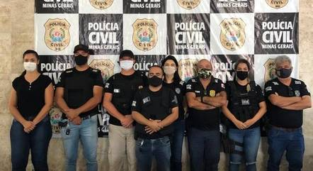 Policiais de duas cidades participaram da operação