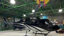 Polícia detém 5 e apreende Ferrari e helicóptero no litoral de SP