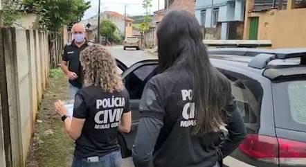 Operação prendeu 814 homens em Minas Gerais