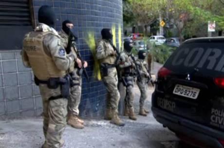 Operação foi realizada pela Polícia Civil