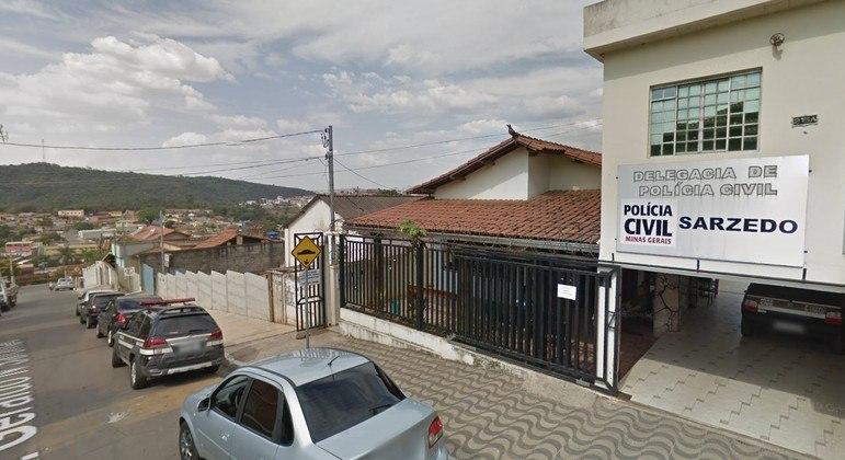 Jovem foi preso nesta quinta-feira (15) em Sarzedo, na Grande BH
