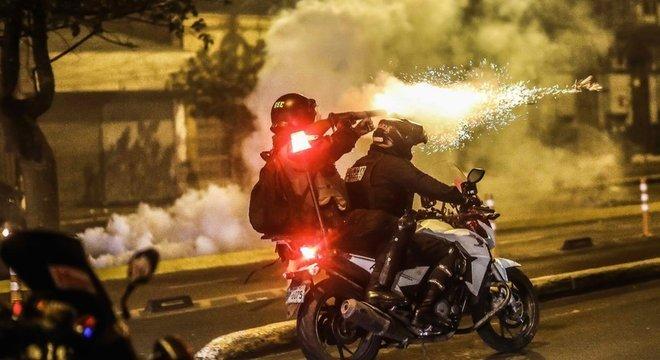 Organizações internacionais expressaram preocupação com conduta da polícia peruana