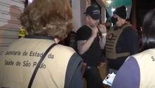 Polícia fecha festacom 210 pessoas aglomeradas na zona sul de SP