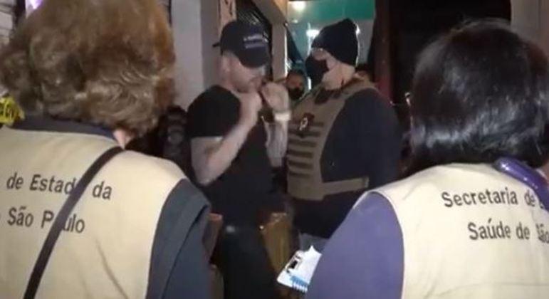 Bliz fecha festa com mais de 260 pessoas em Socorro, na zona sul de SP