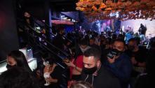 Blitz fecha balada de luxo com 300 pessoas aglomeradas na zona oeste
