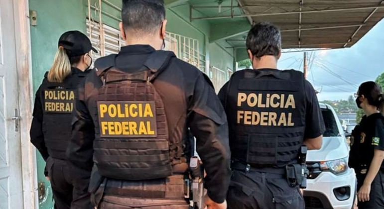 PF desarticula grupo criminoso que faz tráfico internacional de drogas