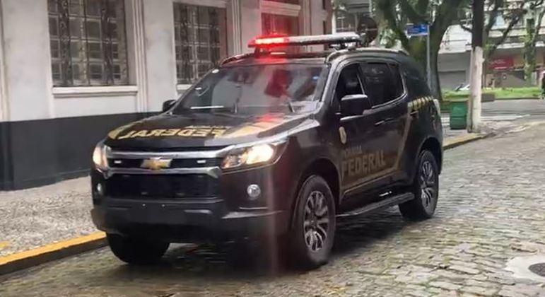 Polícia Federal realizou operação contra tráfico e lavagem de dinheiro em São Paulo