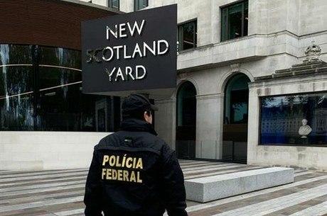 PF deflagou opeção com apoio da Scotland Yard