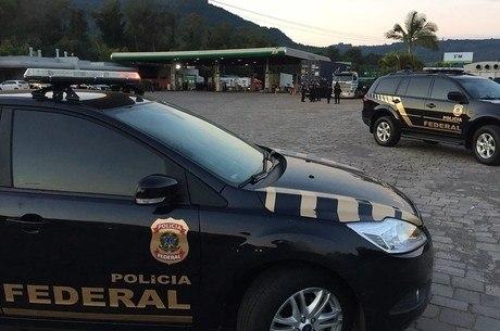 Polícia Federal fez operação contra o tráfico