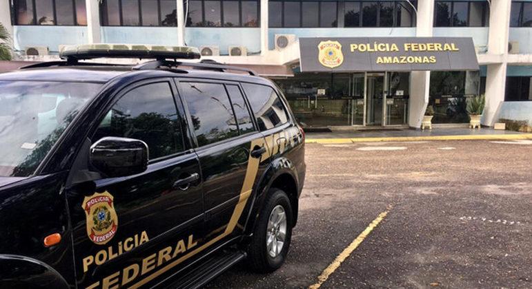 Operação foi deflagrada hoje pela Polícia Federal no Amazonas