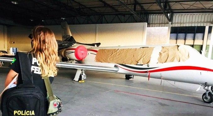 Operação Flight Level foi deflagrada nesta segunda-feira