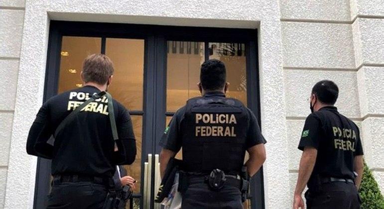 PF investiga grupo criminoso suspeito de obter vantagens indevidas junto a empresários