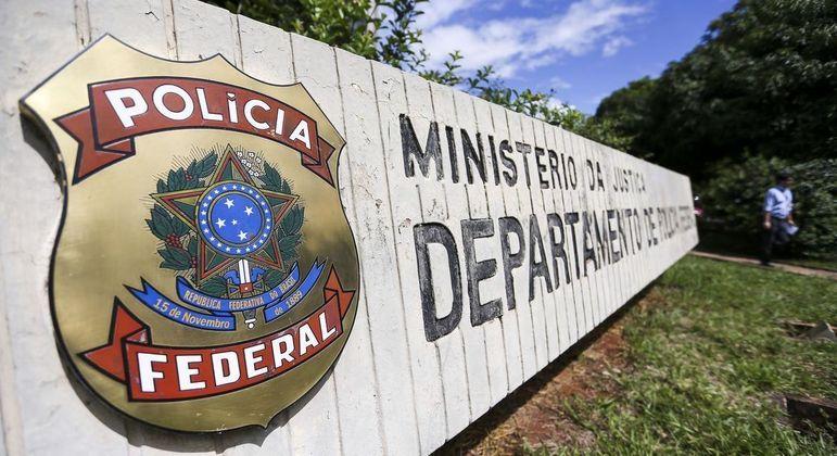 Sede da PF em Brasília
