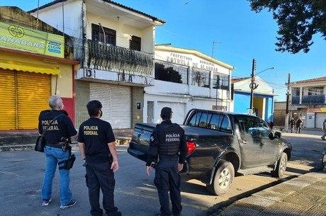 Polícia Federal realiza operação em Alagoas