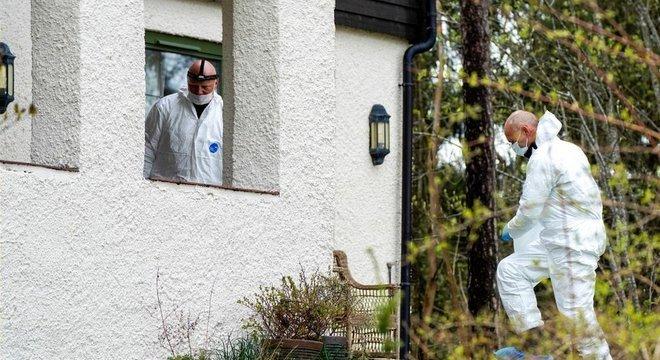 Polícia prendeu Tom e voltou a investigar casa da família em 28 de abril