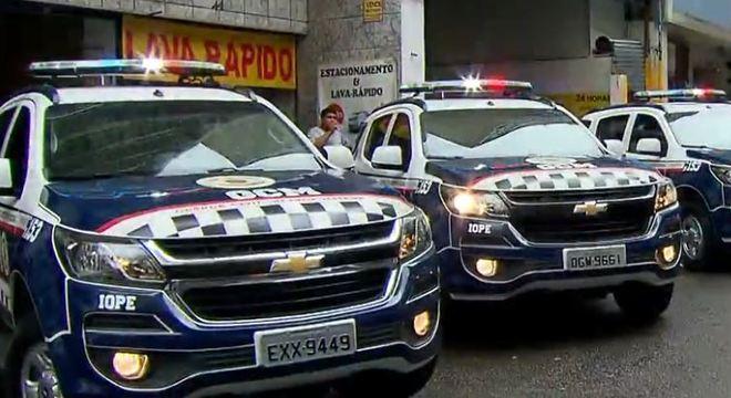 Polícia Civil prende 110 durante megaoperação em São Paulo
