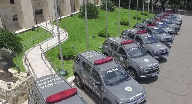 Rota e Baep terão viaturas blindadas em São Paulo