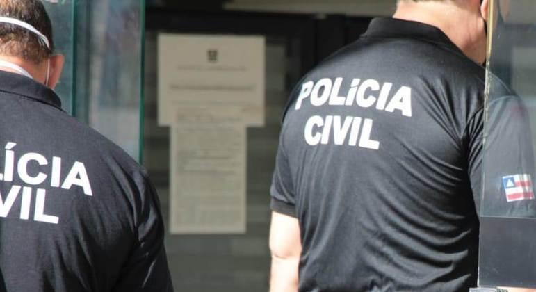 Polícia da Bahia encontra e prende suspeito de estelionato em São Paulo