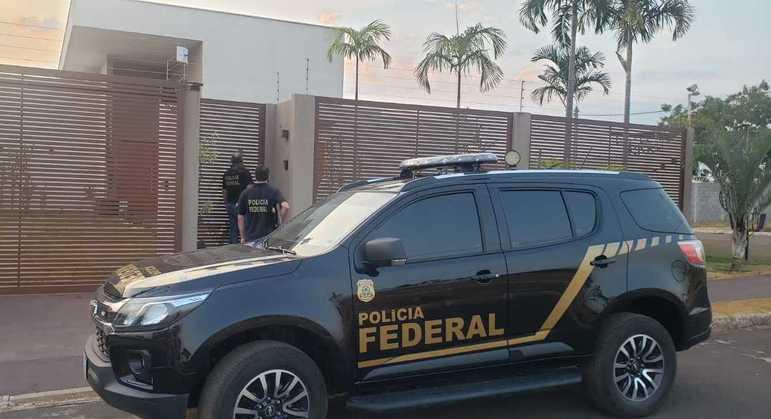 PF desarticula esquema de lavagem de dinheiro do tráfico internacional de drogas