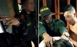 Uma dupla de policiais militares foi chamada para dar fim a uma festa no município de Ebéjico, na Colômbia. No entanto, ao invés de defenderem as medidas de distanciamento social para controle do novo coronavírus, eles decidiram cair na farra