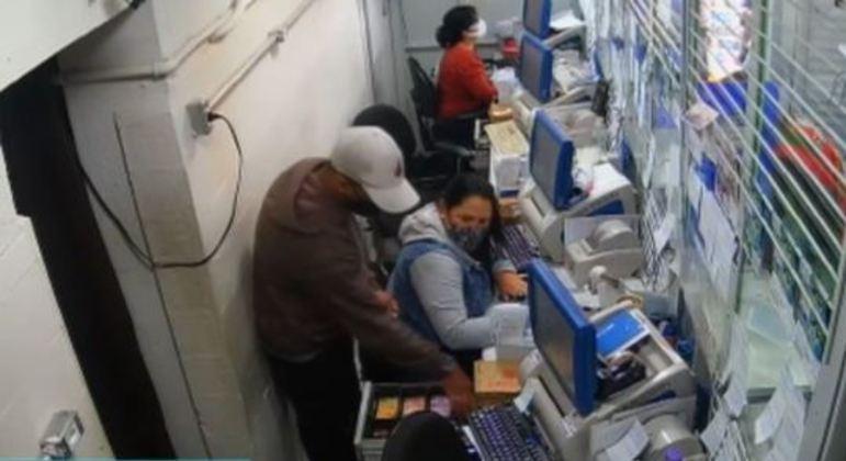 Policial militar é afastado após roubar casas lotéricas em SP