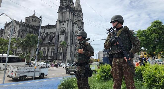 Força Nacional ocupa cidades cearenses em meio a motins de policiais militares