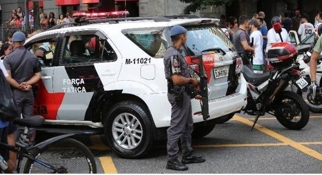 Pesquisa revela que 75% dos paulistanos se sentem pouco ou nada seguros