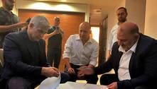 Coalizão anti-Netanyahu busca voto de confiança no Parlamento