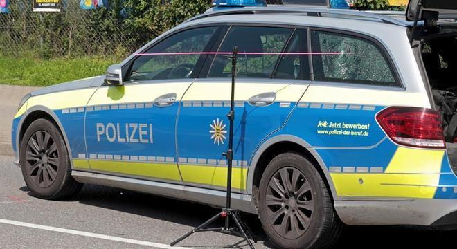 Tiroteio deixou mortos em Halle, segundo polícia alemã