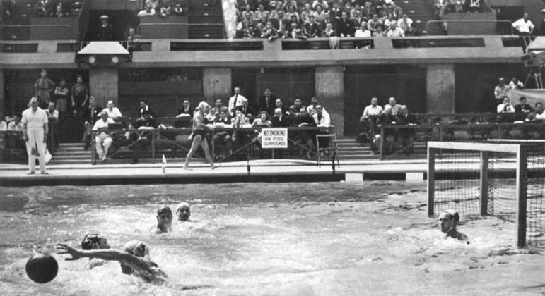 Disputas geopolíticas já foram travadas até mesmo numa final de pólo aquático, como em 1956