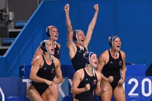 Polo aquático: a final feminina será às 4h30, entre Estados Unidos (atuais campeãs) e Espanha.