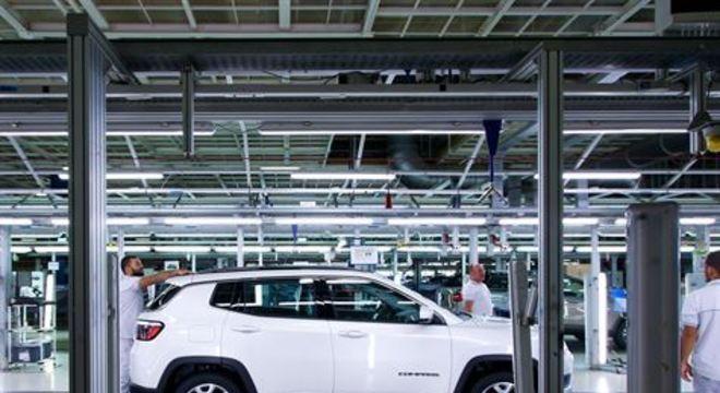 Polo Automotivo da montadora, em Goiana, aposta em novos equipamentos tecnológicos para otimizar produção