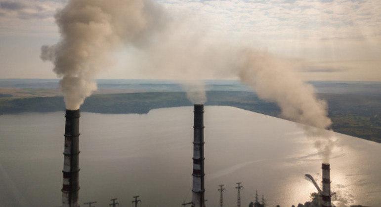 Poluição foi responsável por mais de 8 milhões de mortes em 2018