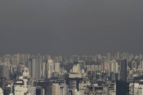 Qualidade do ar em São Paulo cai no inverno