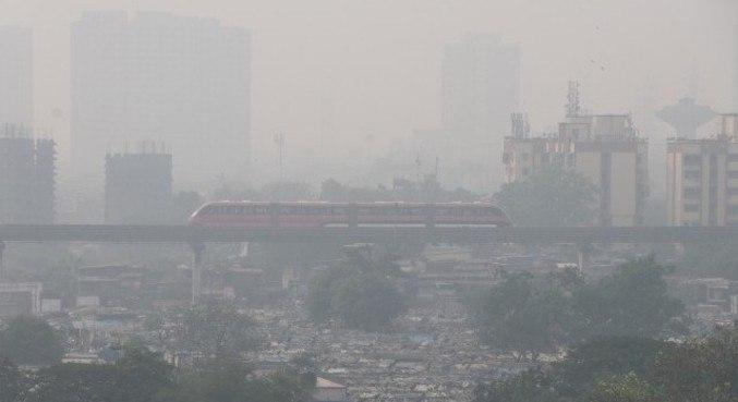 Menor circulação de veículos causou o aumento da concentração de ozônio no ar