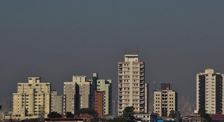 Piora qualidade do ar na cidade de São Paulo, segundo Cetesb