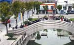 Ponte de concreto 3D China
