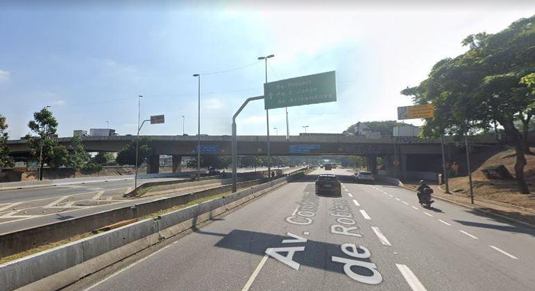 Trio é preso após perseguição na Marginal Tietê, na zona norte de São Paulo