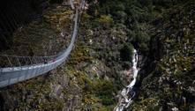 Portugal inaugura a maior ponte para pedestres do mundo