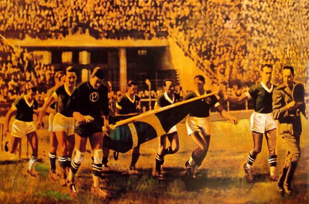Por conta disso, o ano de 1942 foi um dos mais simbólicos da história do clube. Em setembro daquele ano, quando houve a troca de nome, faltava apenas um jogo para levantar o caneco do estadual e assim foi: contra o São Paulo, em seu primeiro compromisso, sagrou-se campeão