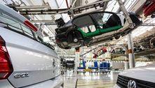 Volkswagen suspende produção em SP e no PR por falta de chips