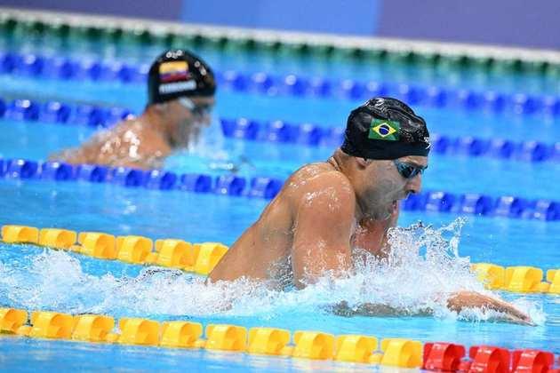 Por fim, o Brasil encerrou o dia sem conseguir avançar nos 200m medley masculino e nos 100m livre e revezamento 4x200m livre feminino.