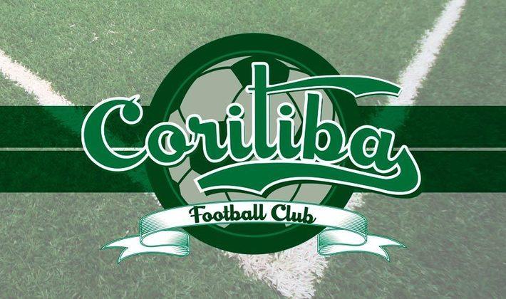Por um futebol mais bonito: escudo remodelado do Coritiba.