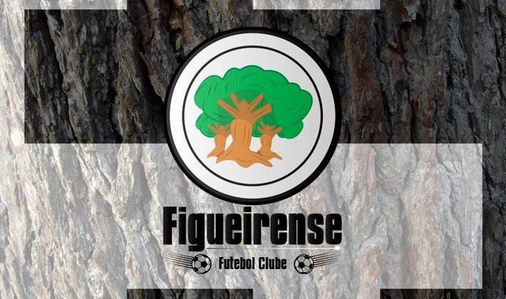 Por um futebol mais bonito: escudo remodelado do Figueirense.
