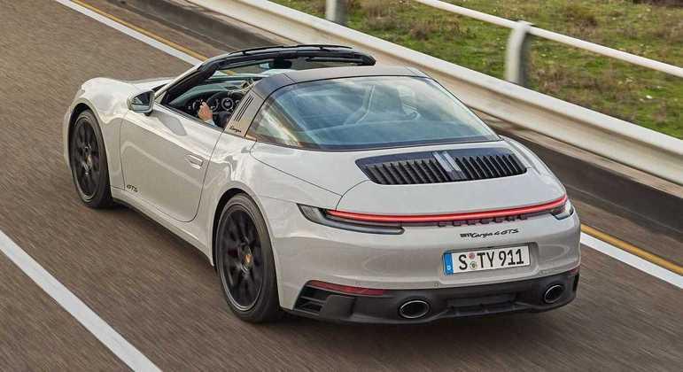 Porsche 911 Targa 4 GTS será vendida por R$ 1.009.000