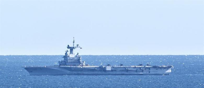 Porta-aviões da Marinha francesa, Charles de Gaulle
