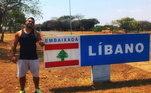 Nacif tem 31 anos e nasceu em Vitória, no Espirito Santo, onde mora. Ele se naturalizou libanês em 2013 e participou da Olimpíada do Riona categoria até 81 kg e perdeu na segunda luta
