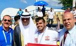 O judoca chegou a participar da seleção brasileira, mas optou por trocar de nacionalidade para ter mais chances de participar das grandes competições da modalidade. Nacif tenta vaga para os Jogos de Tóquio, mas na categoria até 90 kg