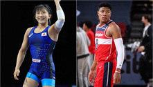 Japão anuncia porta-bandeiras para a abertura dos Jogos Olímpicos